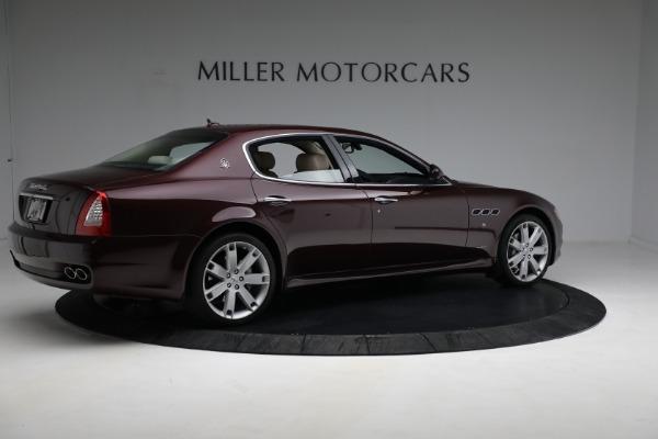 Used 2011 Maserati Quattroporte for sale $37,900 at Maserati of Westport in Westport CT 06880 9