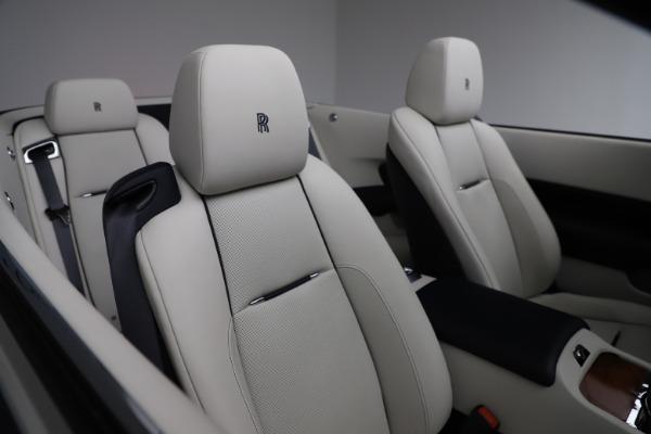 Used 2016 Rolls-Royce Dawn for sale Sold at Maserati of Westport in Westport CT 06880 26