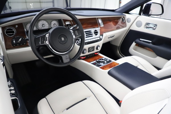 Used 2016 Rolls-Royce Dawn for sale Sold at Maserati of Westport in Westport CT 06880 27