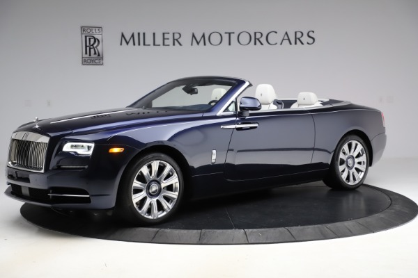 Used 2016 Rolls-Royce Dawn for sale Sold at Maserati of Westport in Westport CT 06880 3