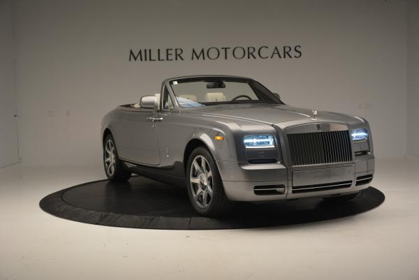 Used 2015 Rolls-Royce Phantom Drophead Coupe for sale Sold at Maserati of Westport in Westport CT 06880 11