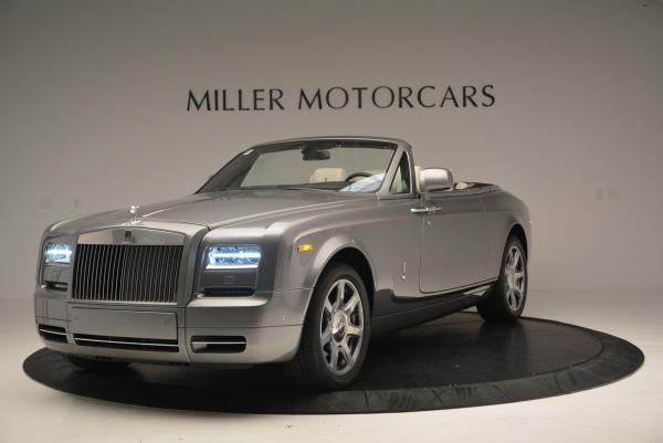 Used 2015 Rolls-Royce Phantom Drophead Coupe for sale Sold at Maserati of Westport in Westport CT 06880 2