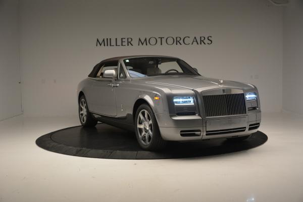 Used 2015 Rolls-Royce Phantom Drophead Coupe for sale Sold at Maserati of Westport in Westport CT 06880 24