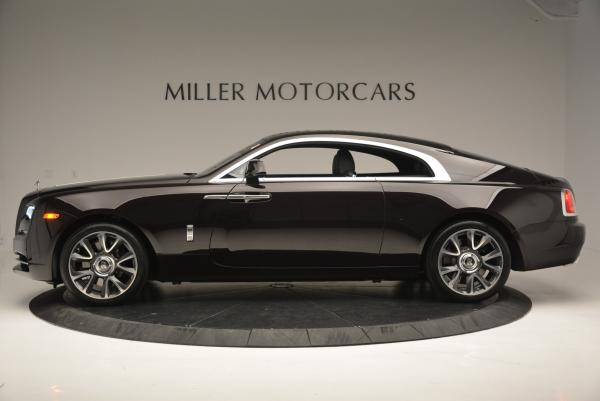 Used 2017 Rolls-Royce Wraith for sale Sold at Maserati of Westport in Westport CT 06880 3