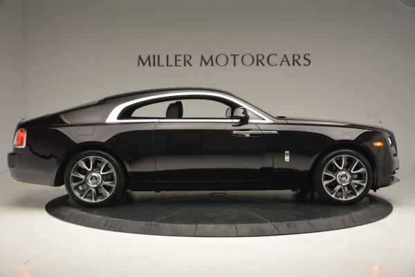 Used 2017 Rolls-Royce Wraith for sale Sold at Maserati of Westport in Westport CT 06880 8