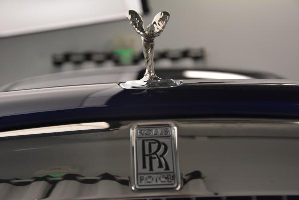 Used 2016 Rolls-Royce Ghost Series II for sale Sold at Maserati of Westport in Westport CT 06880 18