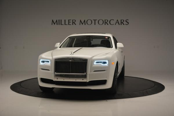 Used 2017 Rolls-Royce Ghost for sale Sold at Maserati of Westport in Westport CT 06880 2