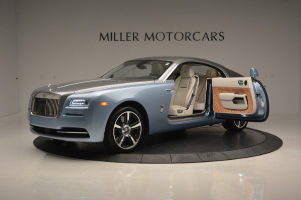 Used 2015 Rolls-Royce Wraith for sale Sold at Maserati of Westport in Westport CT 06880 14