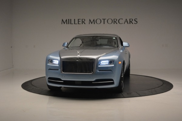 Used 2015 Rolls-Royce Wraith for sale Sold at Maserati of Westport in Westport CT 06880 1