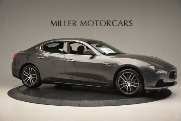 Used 2017 Maserati Ghibli S Q4  EX-LOANER for sale Sold at Maserati of Westport in Westport CT 06880 10