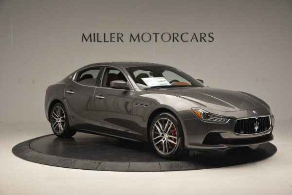 Used 2017 Maserati Ghibli S Q4  EX-LOANER for sale Sold at Maserati of Westport in Westport CT 06880 11