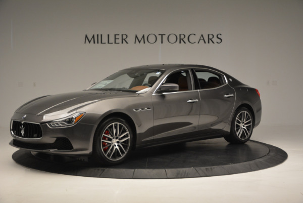 Used 2017 Maserati Ghibli S Q4  EX-LOANER for sale Sold at Maserati of Westport in Westport CT 06880 2