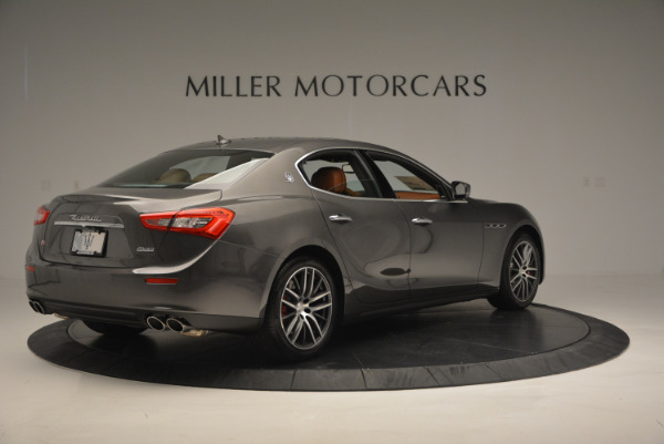 Used 2017 Maserati Ghibli S Q4  EX-LOANER for sale Sold at Maserati of Westport in Westport CT 06880 7