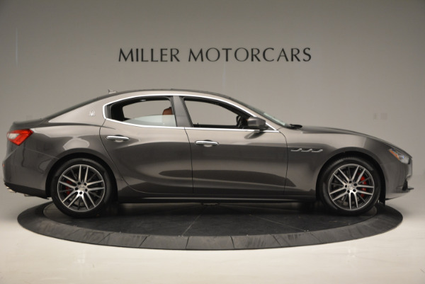 Used 2017 Maserati Ghibli S Q4  EX-LOANER for sale Sold at Maserati of Westport in Westport CT 06880 9