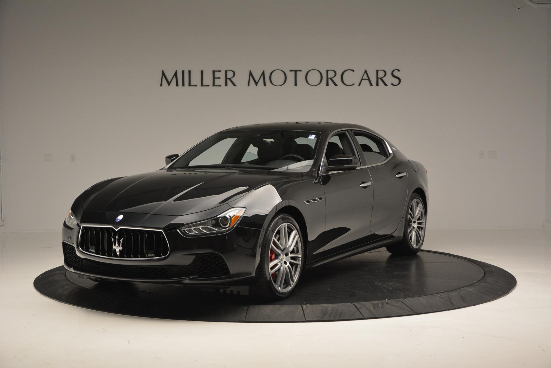 New 2017 Maserati Ghibli S Q4 for sale Sold at Maserati of Westport in Westport CT 06880 1