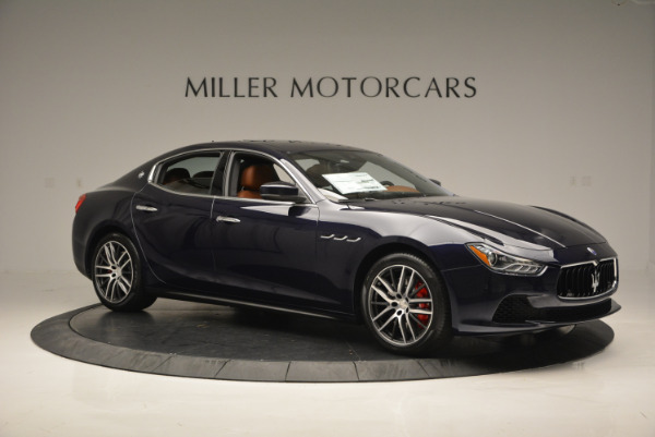 Used 2017 Maserati Ghibli S Q4 - EX Loaner for sale Sold at Maserati of Westport in Westport CT 06880 10