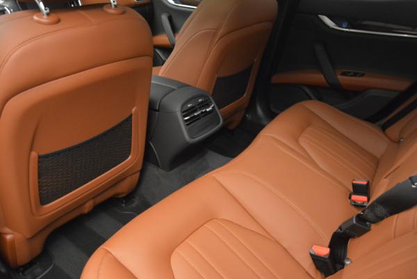 Used 2017 Maserati Ghibli S Q4 - EX Loaner for sale Sold at Maserati of Westport in Westport CT 06880 16