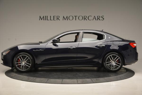 Used 2017 Maserati Ghibli S Q4 - EX Loaner for sale Sold at Maserati of Westport in Westport CT 06880 3