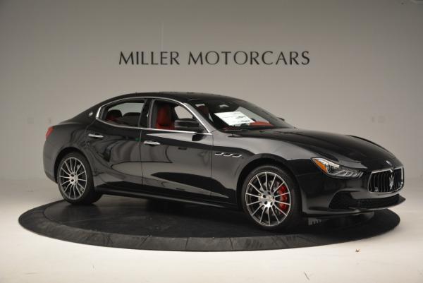 New 2017 Maserati Ghibli S Q4 for sale Sold at Maserati of Westport in Westport CT 06880 10