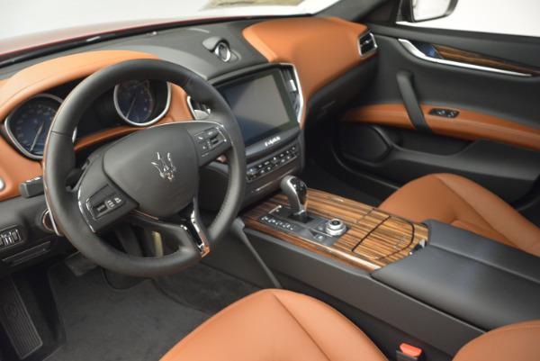New 2017 Maserati Ghibli S Q4 for sale Sold at Maserati of Westport in Westport CT 06880 13