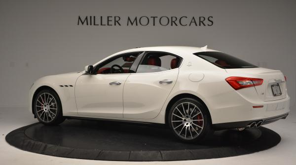 New 2016 Maserati Ghibli S Q4 for sale Sold at Maserati of Westport in Westport CT 06880 4