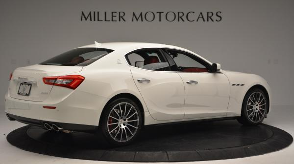 New 2016 Maserati Ghibli S Q4 for sale Sold at Maserati of Westport in Westport CT 06880 8