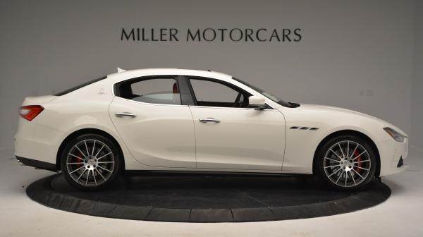 New 2016 Maserati Ghibli S Q4 for sale Sold at Maserati of Westport in Westport CT 06880 9