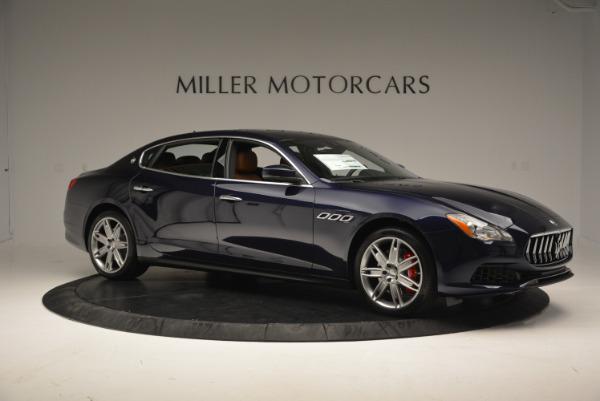 New 2017 Maserati Quattroporte S Q4 for sale Sold at Maserati of Westport in Westport CT 06880 10