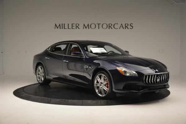 New 2017 Maserati Quattroporte S Q4 for sale Sold at Maserati of Westport in Westport CT 06880 11