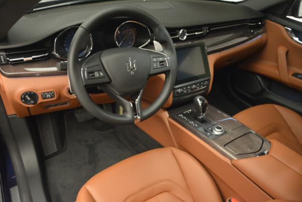 New 2017 Maserati Quattroporte S Q4 for sale Sold at Maserati of Westport in Westport CT 06880 13