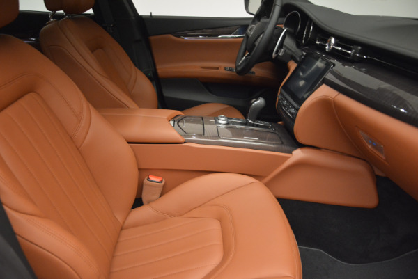 New 2017 Maserati Quattroporte S Q4 for sale Sold at Maserati of Westport in Westport CT 06880 20