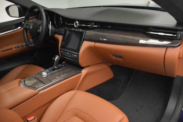 New 2017 Maserati Quattroporte S Q4 for sale Sold at Maserati of Westport in Westport CT 06880 21