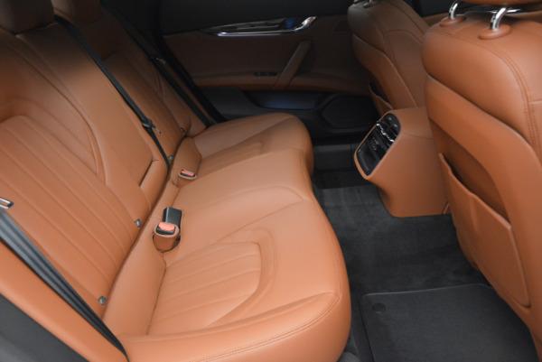 New 2017 Maserati Quattroporte S Q4 for sale Sold at Maserati of Westport in Westport CT 06880 24