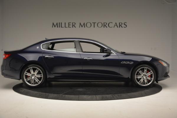 New 2017 Maserati Quattroporte S Q4 for sale Sold at Maserati of Westport in Westport CT 06880 9