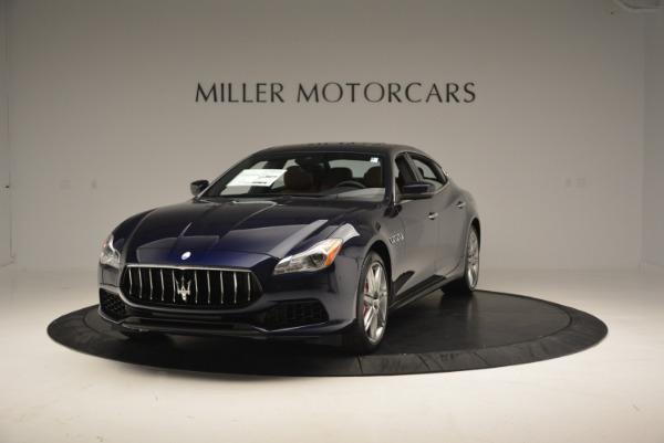 New 2017 Maserati Quattroporte S Q4 for sale Sold at Maserati of Westport in Westport CT 06880 1