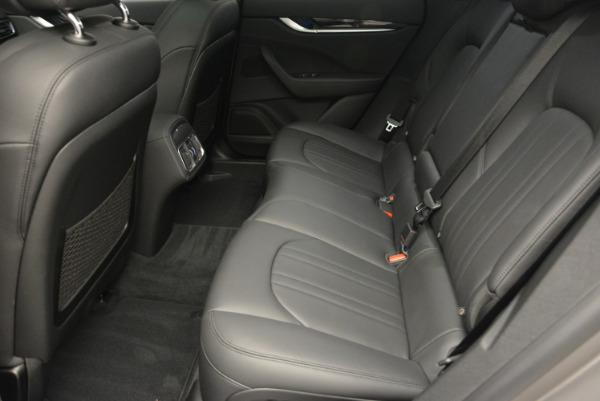 New 2017 Maserati Levante 350hp for sale Sold at Maserati of Westport in Westport CT 06880 17