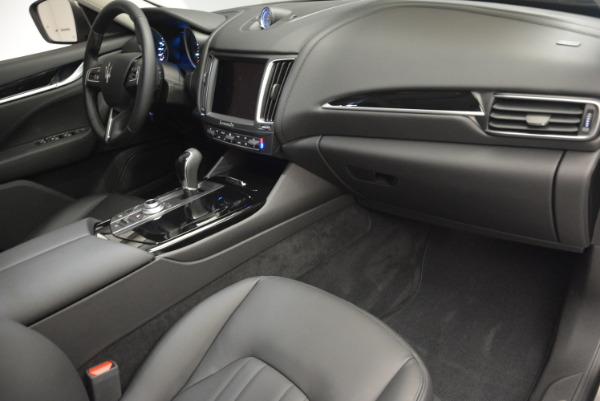 New 2017 Maserati Levante 350hp for sale Sold at Maserati of Westport in Westport CT 06880 19