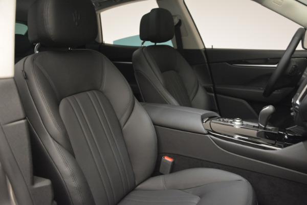 New 2017 Maserati Levante 350hp for sale Sold at Maserati of Westport in Westport CT 06880 21