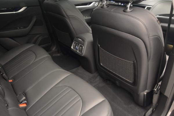 New 2017 Maserati Levante 350hp for sale Sold at Maserati of Westport in Westport CT 06880 22