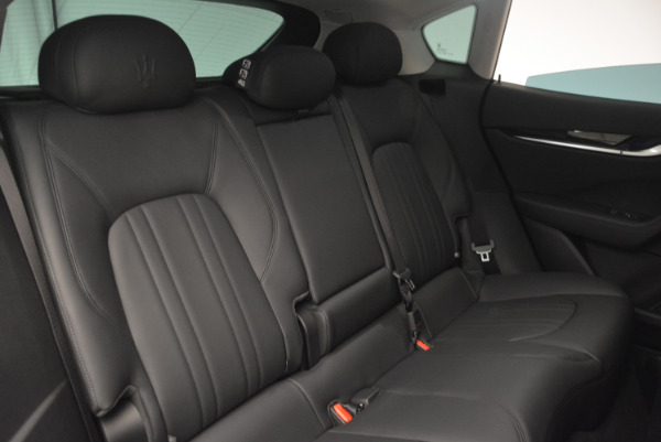 New 2017 Maserati Levante 350hp for sale Sold at Maserati of Westport in Westport CT 06880 24