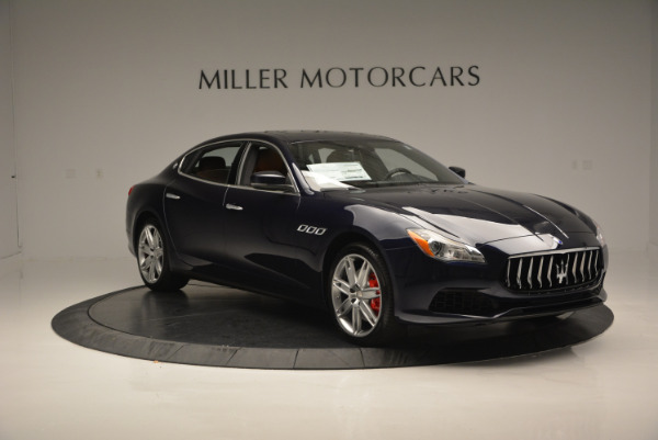 New 2017 Maserati Quattroporte S Q4 for sale Sold at Maserati of Westport in Westport CT 06880 11