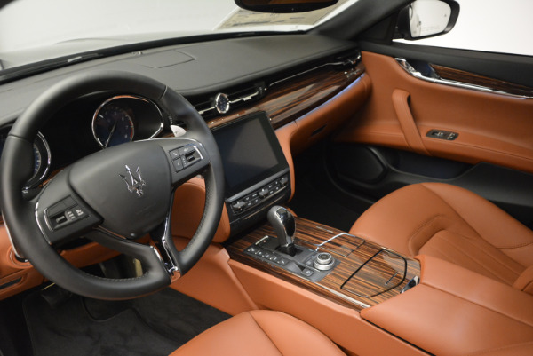 New 2017 Maserati Quattroporte S Q4 for sale Sold at Maserati of Westport in Westport CT 06880 13