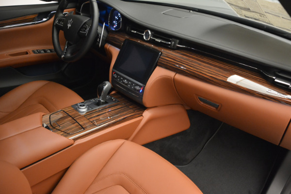 New 2017 Maserati Quattroporte S Q4 for sale Sold at Maserati of Westport in Westport CT 06880 19