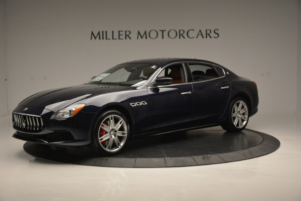 New 2017 Maserati Quattroporte S Q4 for sale Sold at Maserati of Westport in Westport CT 06880 2