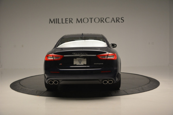 New 2017 Maserati Quattroporte S Q4 for sale Sold at Maserati of Westport in Westport CT 06880 6