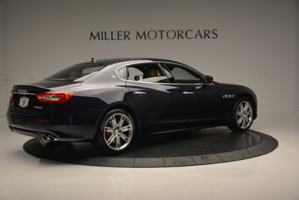 New 2017 Maserati Quattroporte S Q4 for sale Sold at Maserati of Westport in Westport CT 06880 8