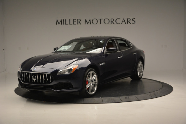 New 2017 Maserati Quattroporte S Q4 for sale Sold at Maserati of Westport in Westport CT 06880 1