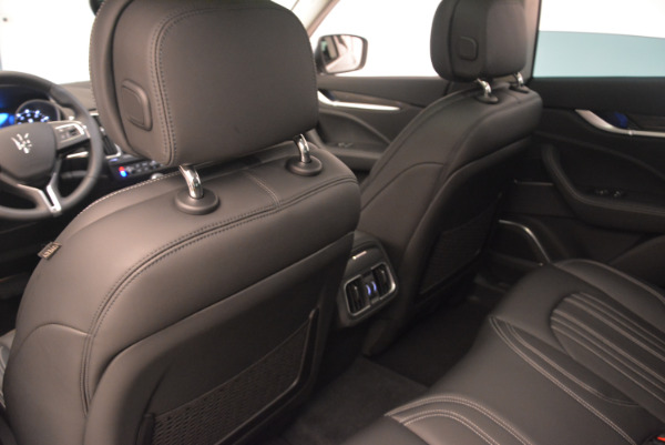 New 2017 Maserati Levante 350hp for sale Sold at Maserati of Westport in Westport CT 06880 16
