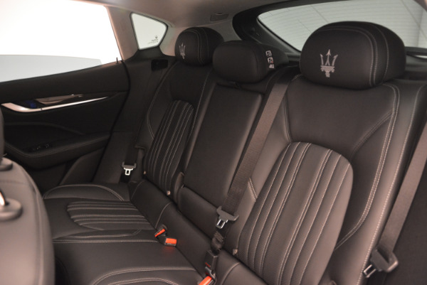 New 2017 Maserati Levante 350hp for sale Sold at Maserati of Westport in Westport CT 06880 18