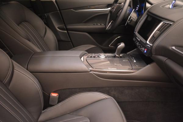 New 2017 Maserati Levante 350hp for sale Sold at Maserati of Westport in Westport CT 06880 20